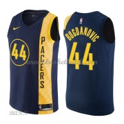 Barn NBA Tröja Indiana Pacers 2018 Bojan Bogdanovic 44# City Edition..